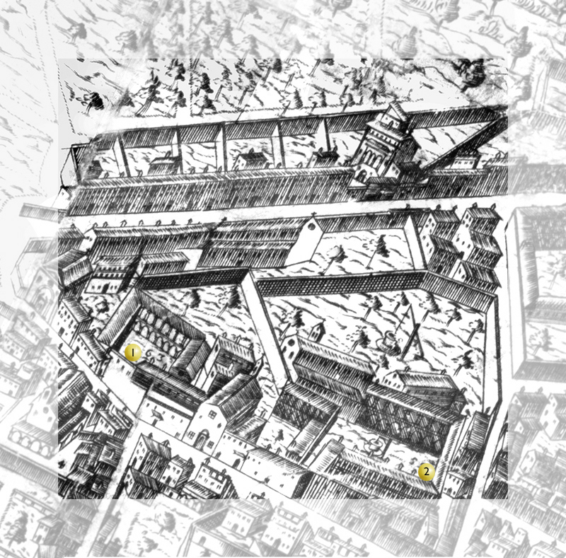 map of square 14