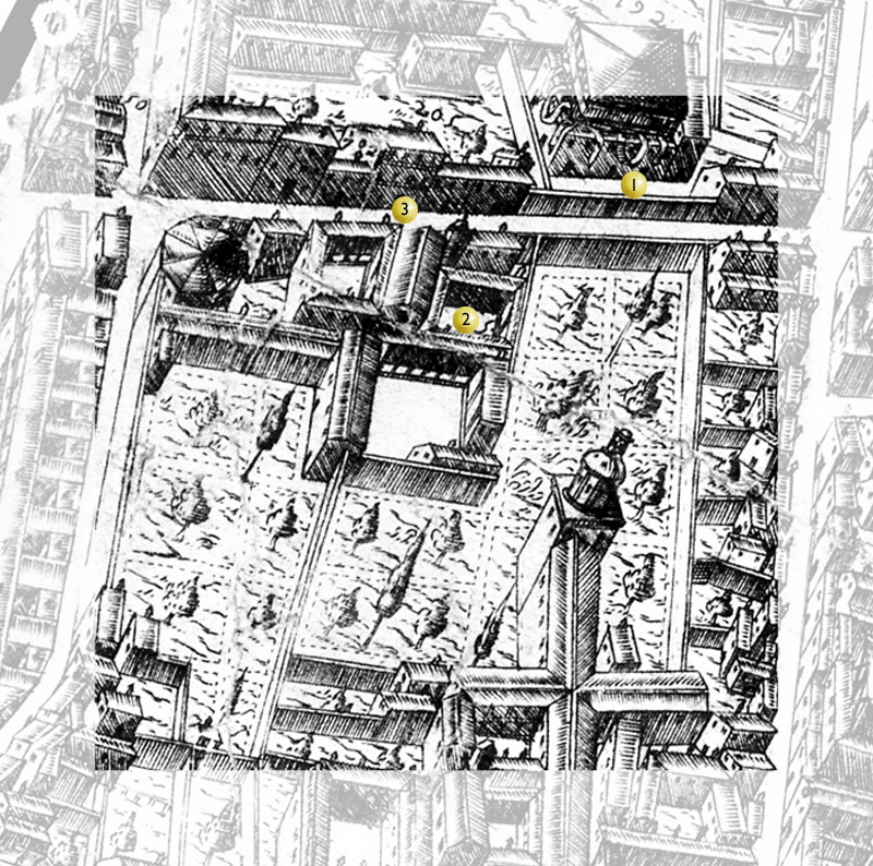 map of square 18