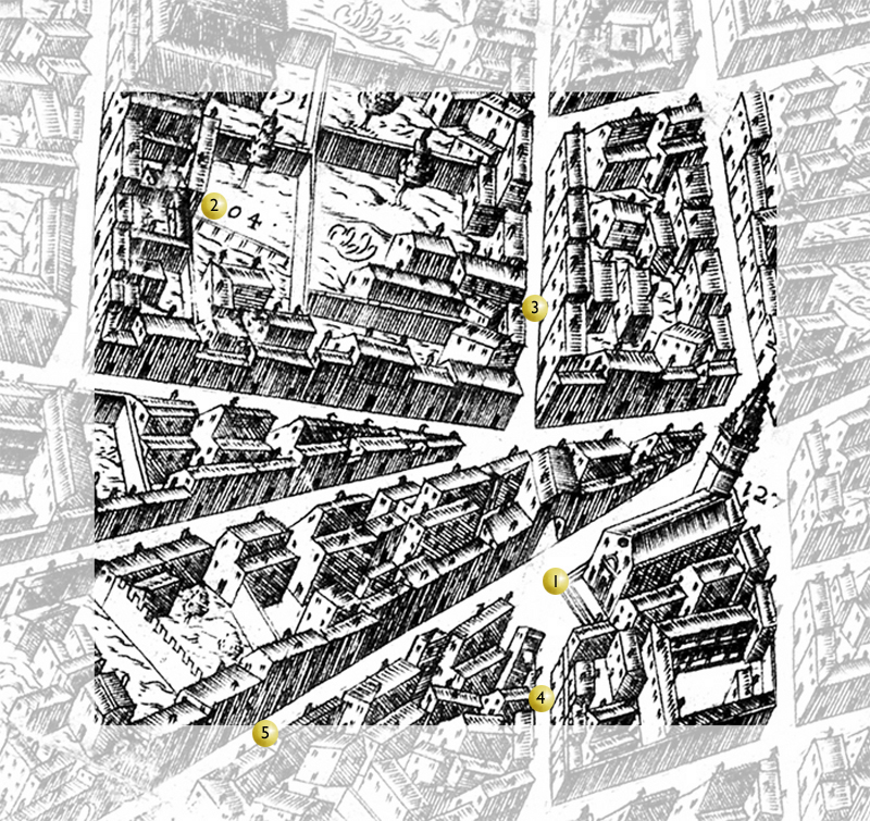 map of square 29