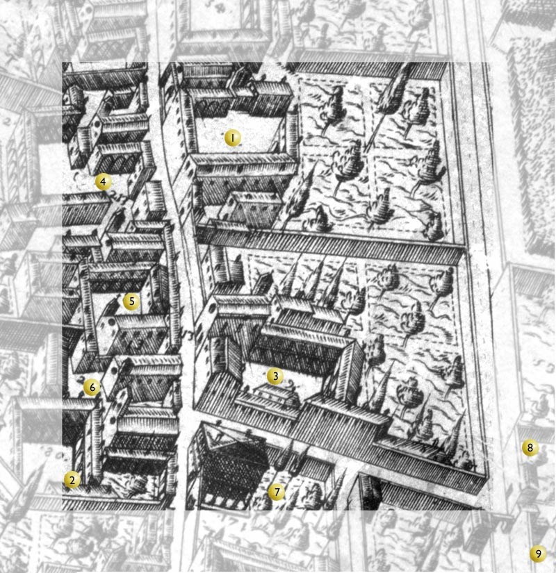 map of square 2