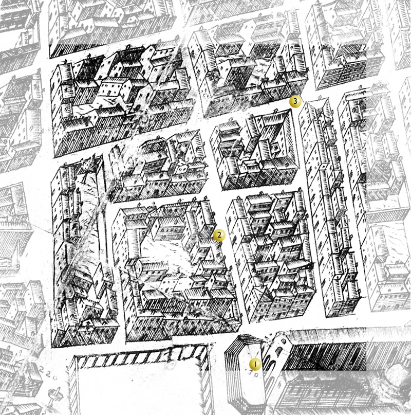 map of square 39