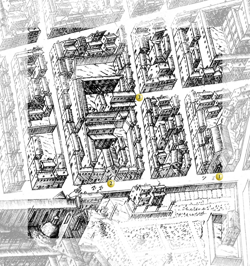 map of square 40