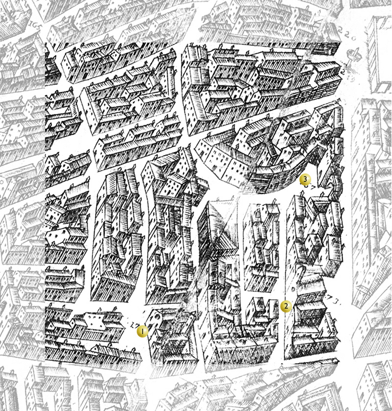 map of square 50