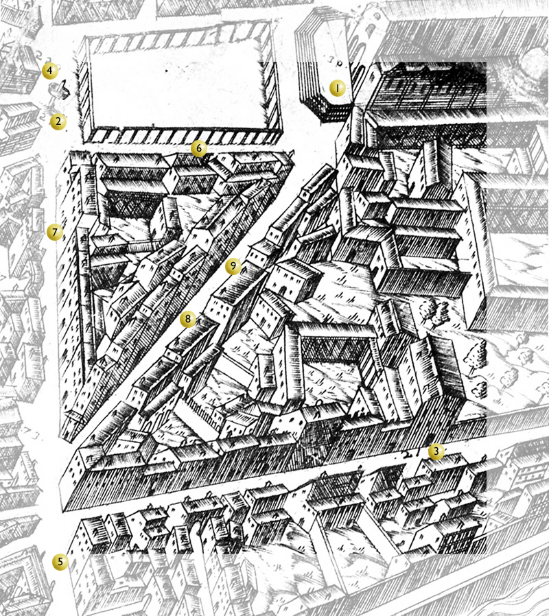 map of square 51