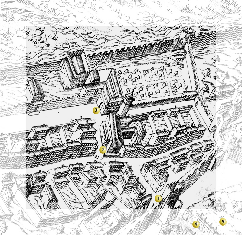 map of square 70