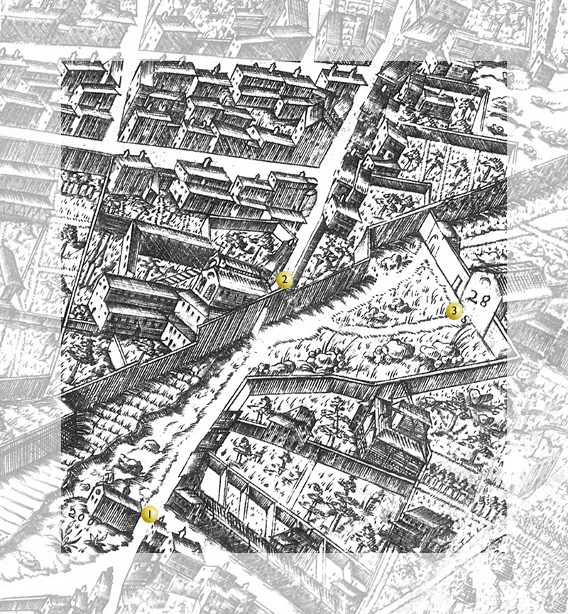 map of square 85